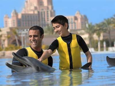 Atlantis The Palm - Dolphin Bay - Dubai